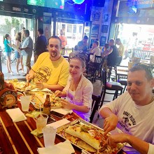 Sandbar Key West 3lb Burrito